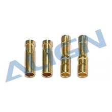 Align Multicopter 4mm Gold Connector Set, 2pr.   DISCONTINUED