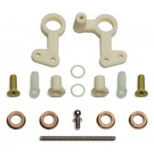 Associated Bell Crank Steering Kit- RC10WC