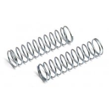 ASC7428 Truck Front Racing Springs (silver) 3.225 LB