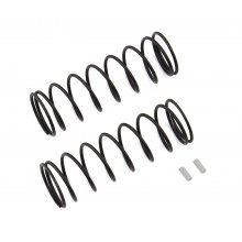 Associated Front Springs V2, White, 5.1 lb/in, L70, for RC8B3.1 & RC8B3.1e