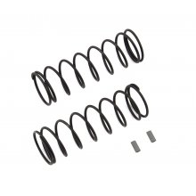 Associated Front Springs V2, Gray, 5.3 lb/in, L70, for RC8B3.1 & RC8B3.1e