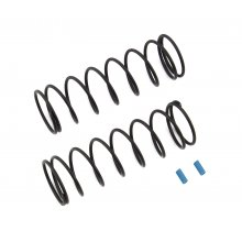 Associated Front Springs, V2, Blue, 5.5 lb/in, L70, Kit Spring, for RC8B3.1 & RC8B3.1e