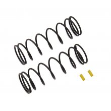 Associated Front Springs V2, Yellow, 5.7 lb/in, L70, for RC8B3.1 & RC8B3.1e