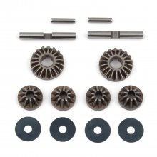 Differential Gear Set, LTC for RC8B3.1
