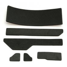 Associated E-Conversion Battery Tray Pads