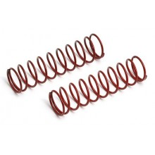 12MM Front Spring, Red, 3.90 LB