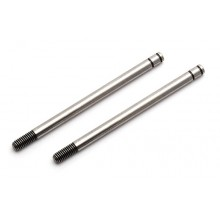 3mm x 27.5mm Shock Shaft, stock part, RC10B5