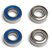 Associated  6x12x4mm Ft Bearings, 4 pcs