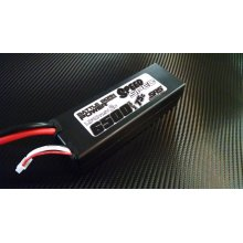 3s 6500 mAh 75c, 11.1v Speed Spec, Hardcase TRX Connector