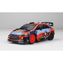 The GT24 Hyundai i20 WRC, 1/24th scale