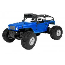 1/10 Moxoo SP 2WD Off Road Truck Brushed RTR (No Battery or Charger)