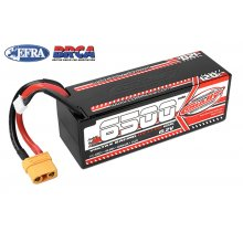 6500mAh 15.2v 4S 120C Voltax Hardcase Lipo Battery with Hardwired XT90 Connector