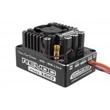 Revoc Pro 160A Black Edition Racing Factory 2-6S ESC, 1/8th scale