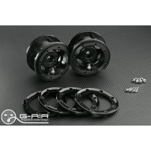 2.2 GT AIR SYSTEM BEADLOCK WHEELS (2)