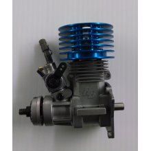 .18 Size Nitro Engine with Blue head (PS - Side Exhst)