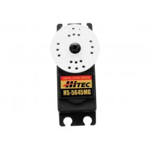 Hitec HS-5645 Metal Gear Digital Servo, 168 oz.in/ .18 sec