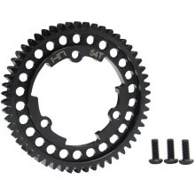 Steel Spur Gear, 54 Tooth, Mod 1, for Traxxas E Revo 2, X-Maxx, and XO-1