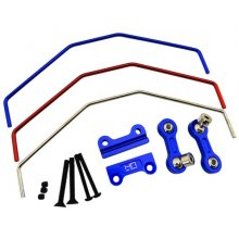 Aluminum Sway Bar, Front or Rear, for X-Maxx