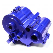 Billet Machined Alloy Center Gear Box, Summit, Blue