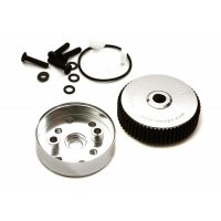 Alloy Differential Housing, TRX 2wd 1/10th Scale