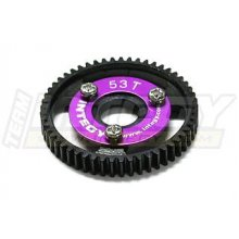 53T, 32pitch Steel Spur Gear for T-Maxx 3.3 & Jato, 4x4's.