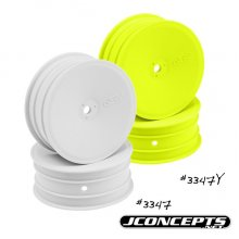 Jconcepts Mono B6.1 12mm Hex Front Wheel, 4pcs