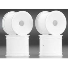 JConepts, Mono ST Wheels, T4.2/ T5M, White 4pcs