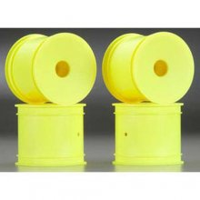 JConepts, Mono ST Wheels, T4.2/ T5M, Yellow 4pcs