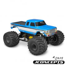Jconcepts 1979 Ford F-250 SuperCab Monster Truck Clear Body