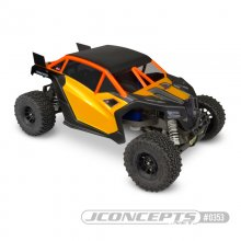 Jconcepts  Truth 2 (T2) UTV Body, for Slash