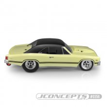 "Jconcepts 1967 Chevy Chevelle Clear Body for 10.75"" Wide SCT"