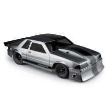 Jconcepts 1991 Ford Mustang Fox Clear Body for Short Course Trucks