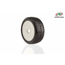 1/8th buggy U-Mounts, Style 2028, Soft+ White Wheels