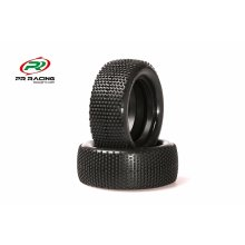 1603-1/10 4WD Buggy Front  Racing Tyres Soft  (2pcs)1603-1/10 4WD Buggy Front  Racing Tyres Soft  (2pcs)