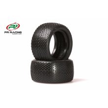 1606-1/10 2WD&4WD Buggy Rear  Racing Tyres Soft  (2pcs)