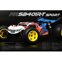 PR SB401R-T SPORT  1/10 Electric 4WD Off-Road Stadium Truck / Truggy