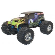 1/8 Scale GraveDigger Pre-Painted, .060""