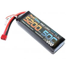 Powerhobby  5200mAh 11.1V 3S 50C LiPo Battery w/ T Plug Connector