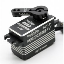 345LP Low Profile High Torque Brushless Digital High Voltage Servo