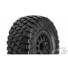Proline BFGoodrich Baja T/A KR2 M2 SC 2.2/3.0 Tires, Mounted Slash