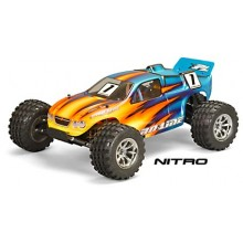 Crowd Pleazer Body, Fits Traxxas Nitro Rustler