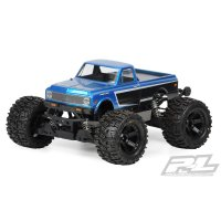 1972 Chevy C-10 Chevy Body, Clear, Fits Stampede/Others