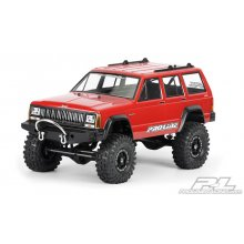 Jeep® Cherokee Body, Clear, SCX10