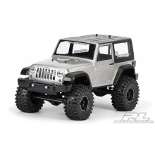Jeep® Wrangler Rubicon Rock Crawler Body, Clear