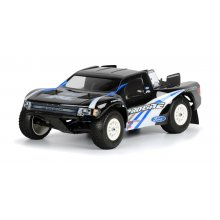 F-150 SVT Raptor Clear Body For SC Trucks