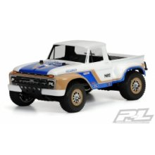 1966 Ford F 150 Clear Body For SC Trucks