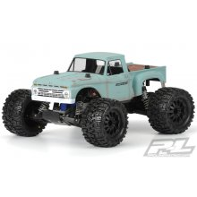 1966 Ford F-100 Clear Body, Fits Stampede