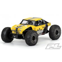 Jeep Wrangler Rubicon, Clear body For Axial Yeti