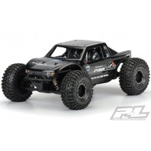 Ford F-150 Raptor Clear body For Axial Yeti