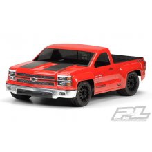 Chevy Silverado PRO Touring Clear Body SC Trucks